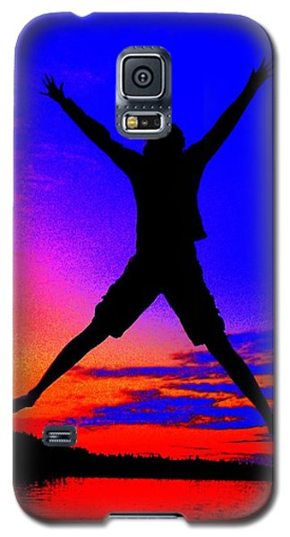 Sunset Jubilation Galaxy S5 Case by Patrick Witz