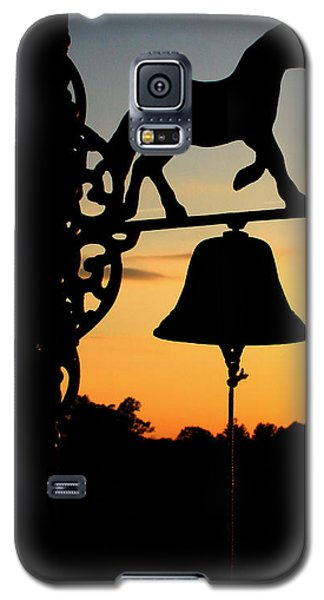 Sunset Galaxy S5 Case