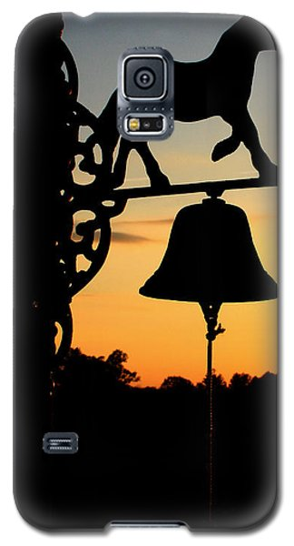 Galaxy S5 Case featuring the photograph Sunset by Karen Harrison