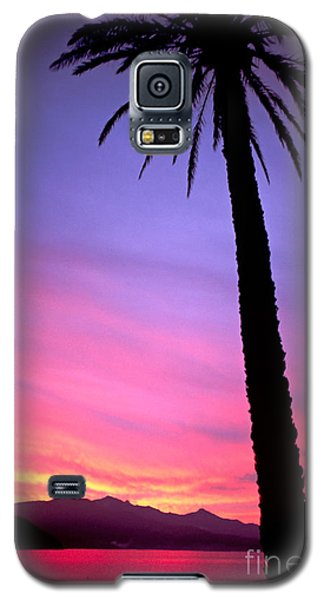 Galaxy S5 Case featuring the photograph Sunset by Luciano Mortula