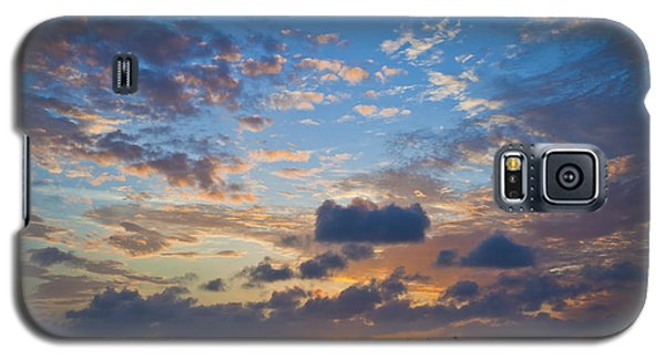 Sunset Over Tank Island Galaxy S5 Case