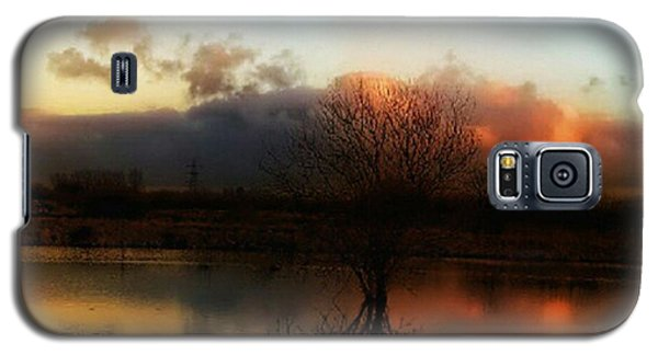 Sunset Reflections Galaxy S5 Case