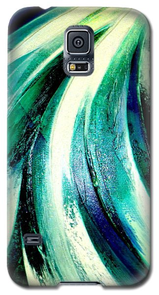 Sunshine In Waterfall Galaxy S5 Case