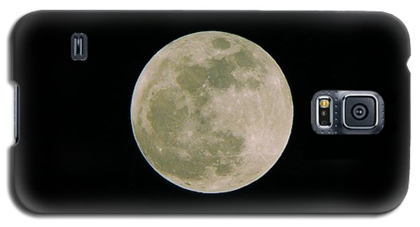 Galaxy S5 Case featuring the photograph Super Moon May 5  2012 by Brian Wright