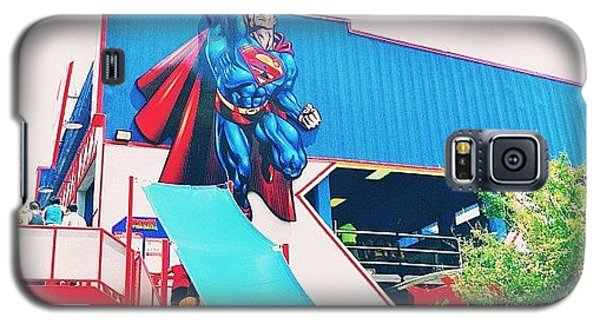 Superhero Galaxy S5 Case - Superman! #superman#super by Turtle Torres