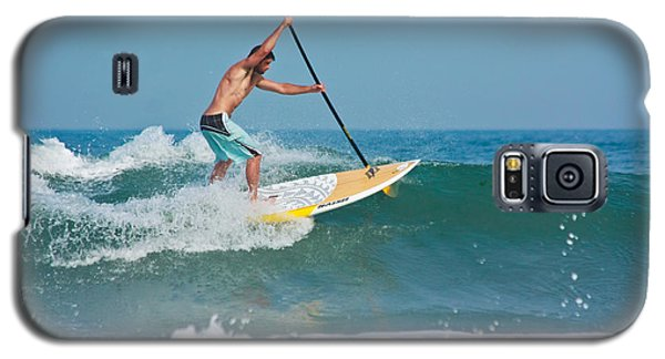 Surfing And Paddling Galaxy S5 Case