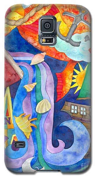 Surreal Seascape Galaxy S5 Case by Kristen Fox