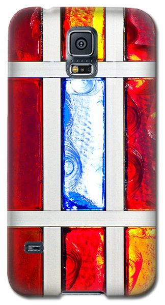 Surrounded By Color Galaxy S5 Case
