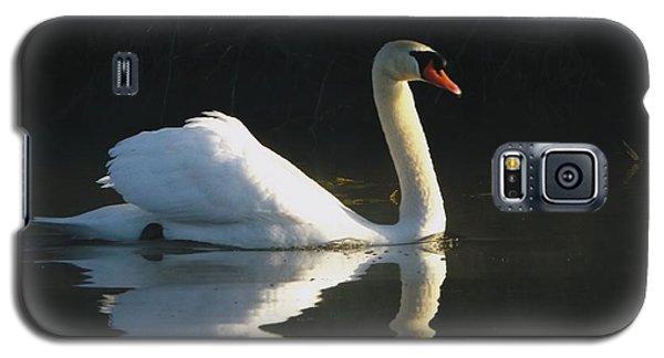Swan Lake  Galaxy S5 Case by Gerald Strine