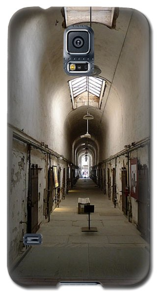 Galaxy S5 Case featuring the photograph Sweet Home Penitentiary II by Richard Reeve