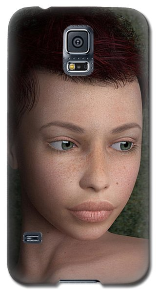 Sweet Ingenue Galaxy S5 Case