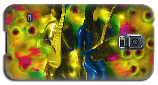 Sweet Melody Galaxy S5 Case by Hai Pham