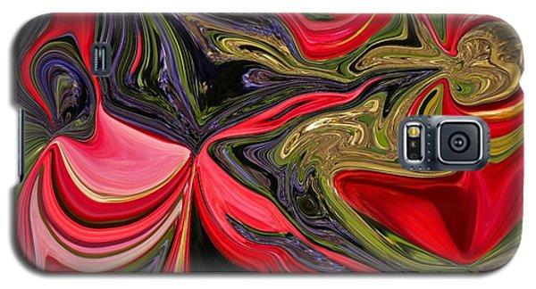 Swirled Garden 1 Galaxy S5 Case