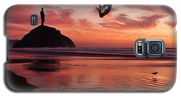 T H E  O B S E R V E R ( 2 8 Galaxy S5 Case