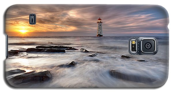 Talacre Lighthouse  Galaxy S5 Case