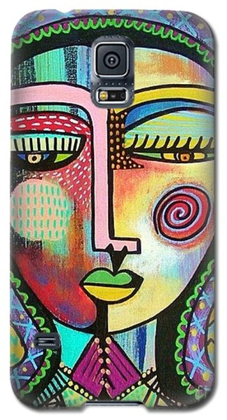 -talavera Virgin Of Guadalupe Protection Galaxy S5 Case