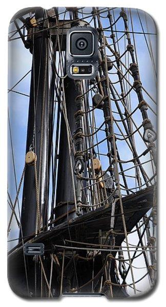 Tall Ship Mast Galaxy S5 Case