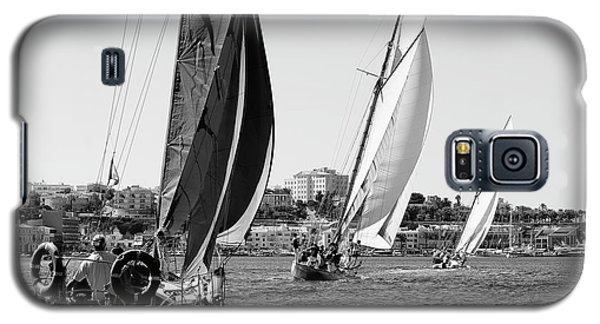 Galaxy S5 Case featuring the photograph Tall Ship Races 2 by Pedro Cardona