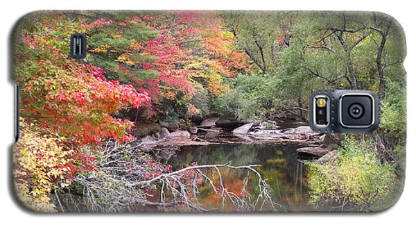 Tanasee Creek In The Fall Galaxy S5 Case