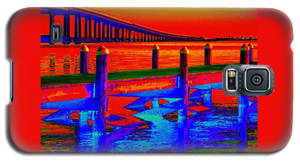 Tangerine Sound Galaxy S5 Case
