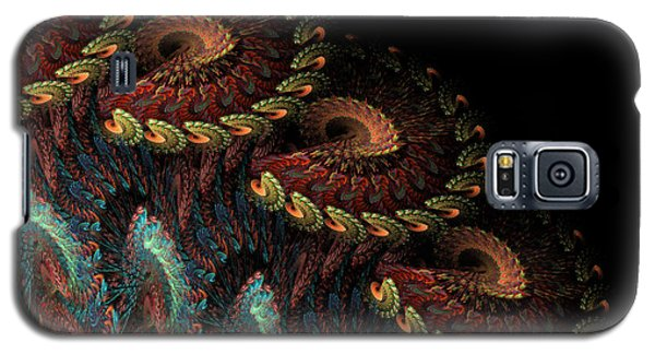 Tapestry Galaxy S5 Case by Kathleen Holley