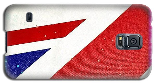Patriotic Galaxy S5 Case - Team Gb by Mark B