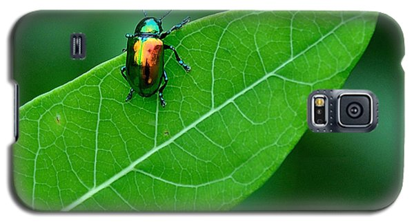 Technicolor Beetle 1 Galaxy S5 Case