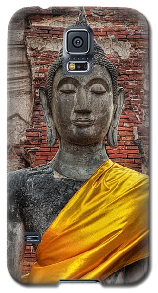 Thai Buddha Galaxy S5 Case