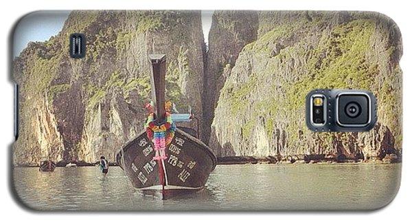 Galaxy S5 Case - #thailand #phuket #mayabeach #mayabay by Mohamed Shafy