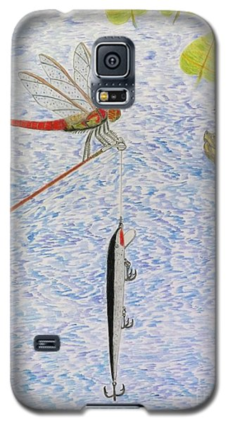 The Allure Of The Rod Galaxy S5 Case
