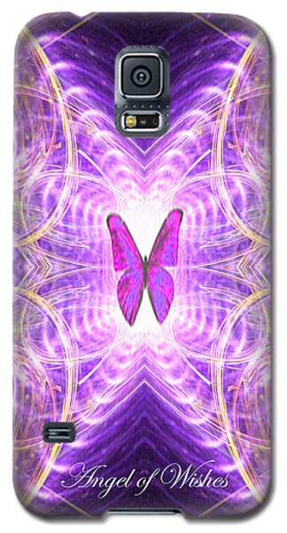 The Angel Of Wishes Galaxy S5 Case