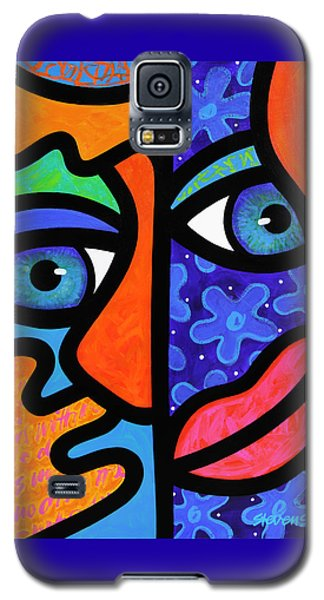 The Answer Is Three Galaxy S5 Case