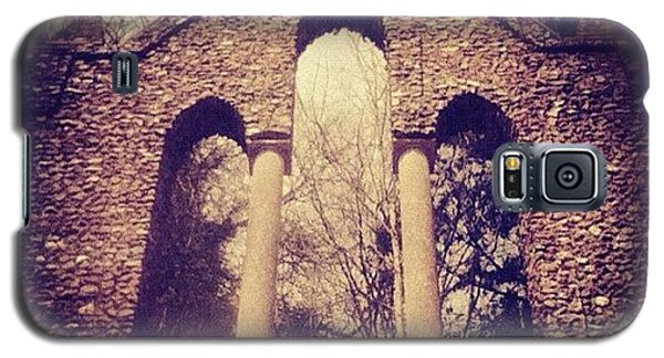 Decorative Galaxy S5 Case - The Arches by Tom Crask