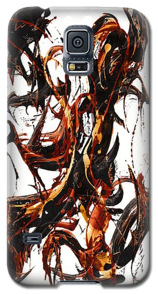 The Art Of Languishing Liquidly Well  22.120110 Galaxy S5 Case