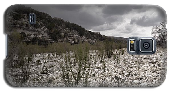 The Bank Of The Nueces River Galaxy S5 Case