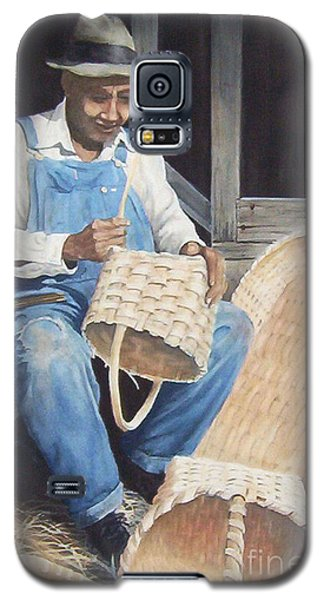 The Basket Maker ...sold  Galaxy S5 Case