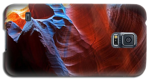 Galaxy S5 Case featuring the photograph The Bear 2 by Bob and Nancy Kendrick