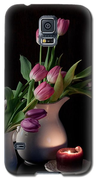 The Beauty Of Tulips Galaxy S5 Case