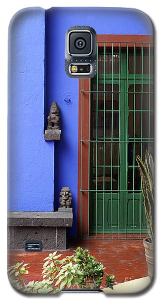 The Blue House Mexico City Galaxy S5 Case