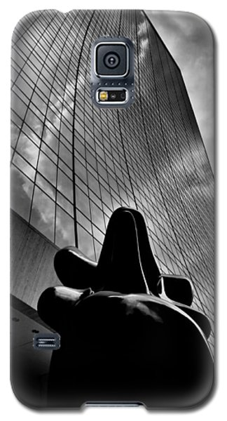 The Bull Never Sleeps Galaxy S5 Case