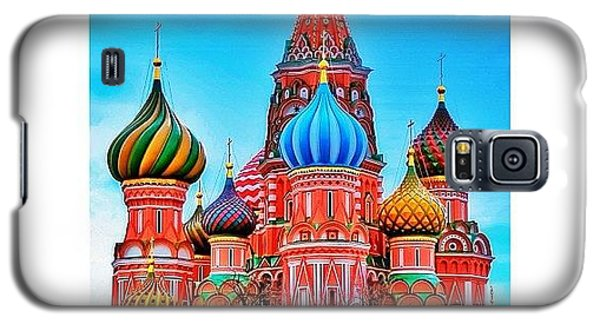 The Cathedral Of The Protection Of Most Galaxy S5 Case by Tommy Tjahjono