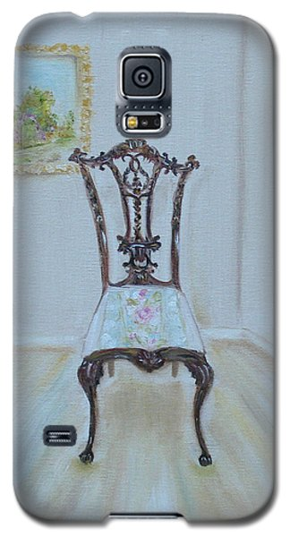 The Chair Galaxy S5 Case by Judith Rhue