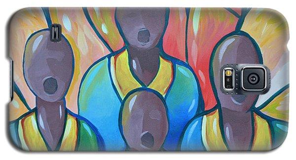 The Choir Galaxy S5 Case by AC Williams