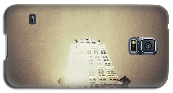 The Chrysler Building - New York City Galaxy S5 Case by Vivienne Gucwa