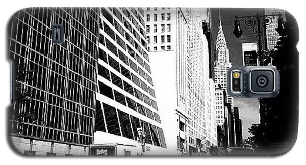 The Chrysler Building In New York City Galaxy S5 Case