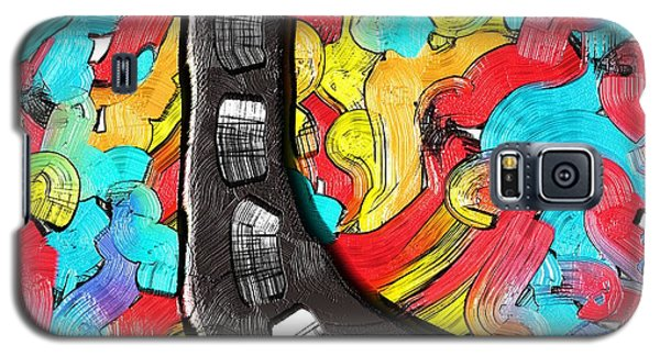 The Color Highway Galaxy S5 Case