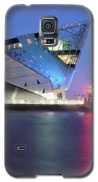 The Deep At Night Galaxy S5 Case