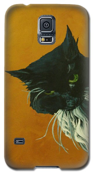 Galaxy S5 Case featuring the painting The Doof by Wendy Shoults