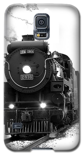 Train Galaxy S5 Case - The Empress by Vivian Christopher