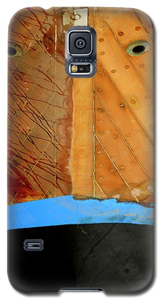 Galaxy S5 Case featuring the photograph The Face by Pedro Cardona